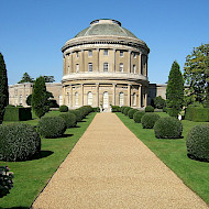 Ickworth House, Suffolk, research of external finishes on the Rotunda and internal elements of the East and West Wings. Client: National Trust