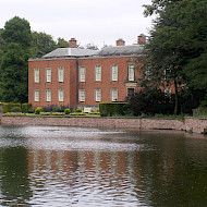 NEW PROJECT JUNE 2018. DUNHAM MASSEY, ALTRINCHAM. HISTORIC PAINT ANALYSIS OF INTERIOR AND EXTERIOR AREAS. CLIENT: NATIONAL TRUST